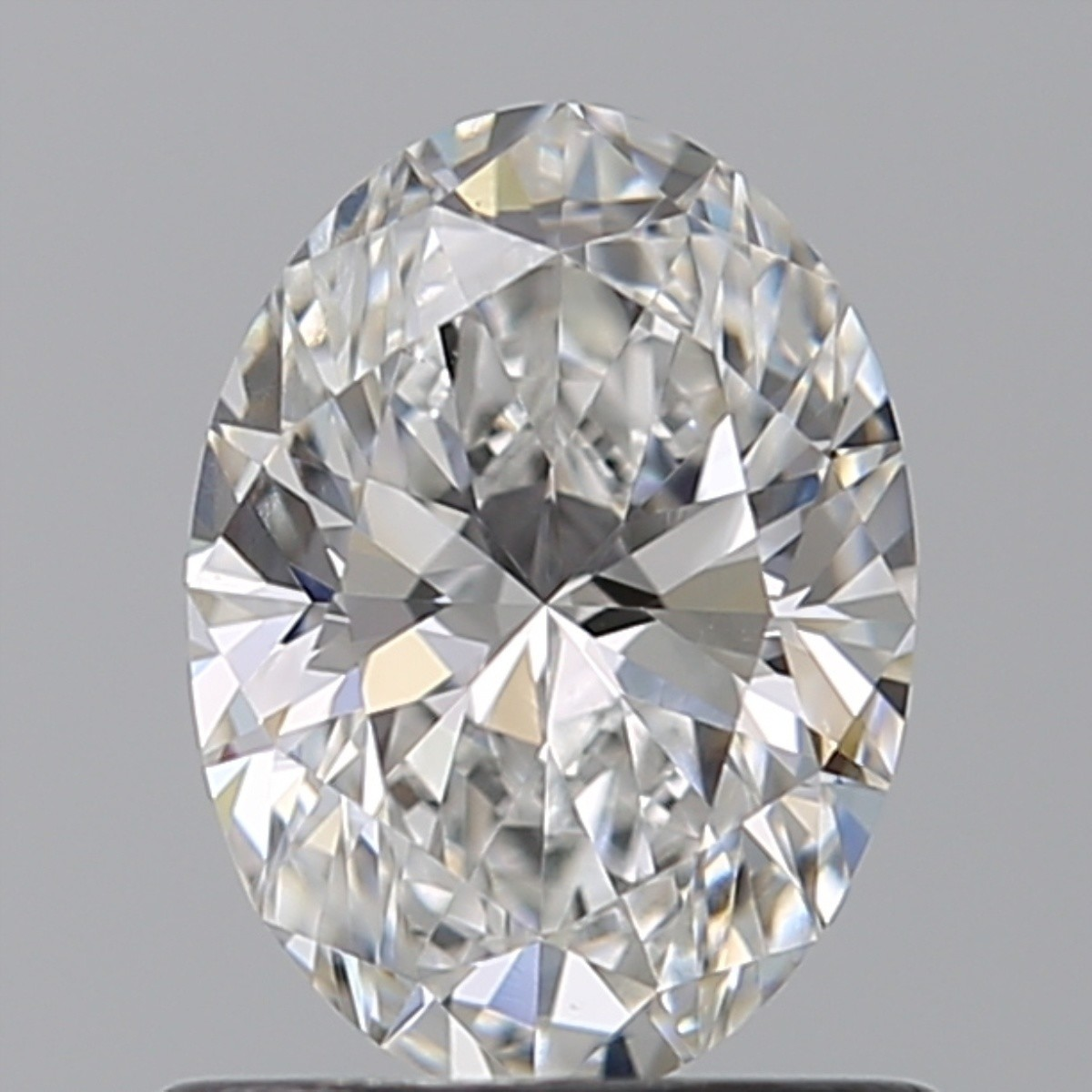 0.80 Carat Oval Diamond (E/VS1)