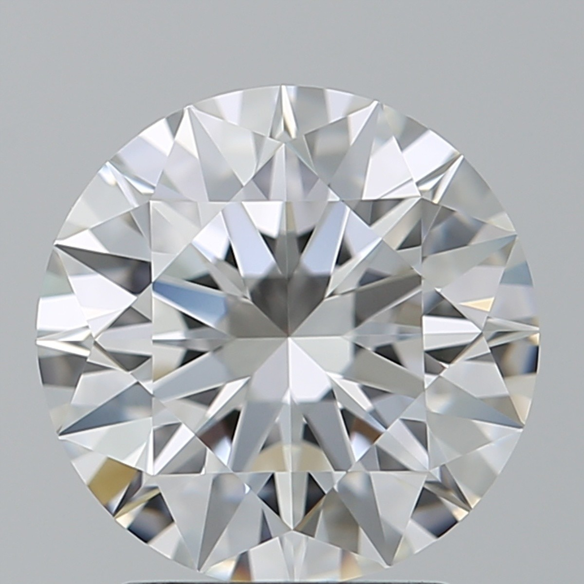 2.17 Carat Round Brilliant Diamond (F/VVS1)