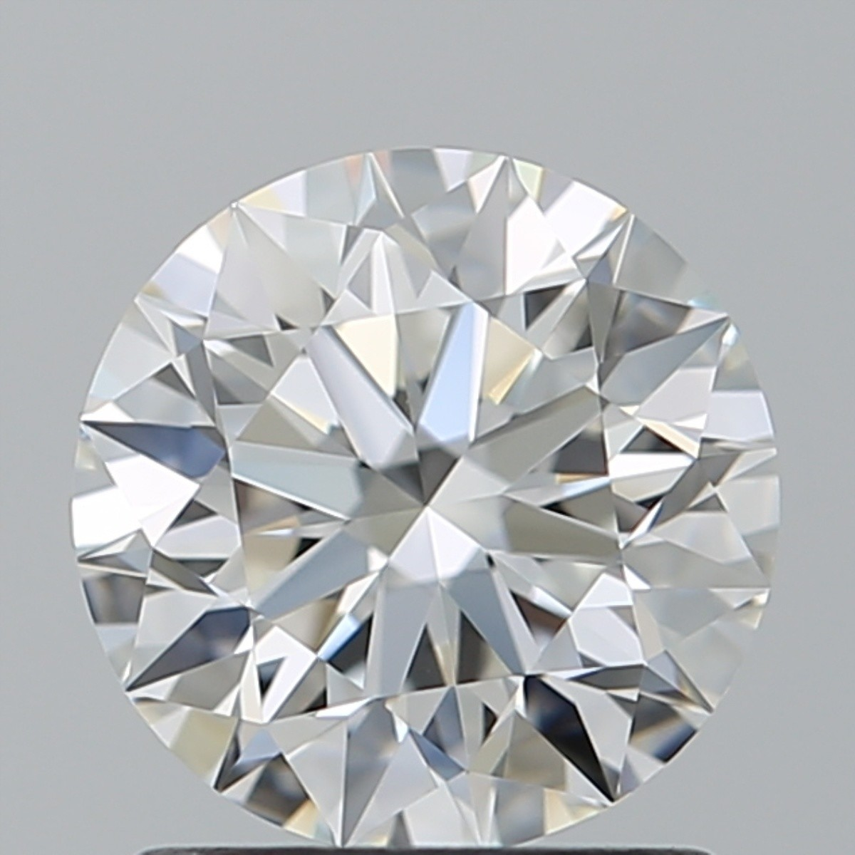 1.21 Carat Round Brilliant Diamond (F/VS1)
