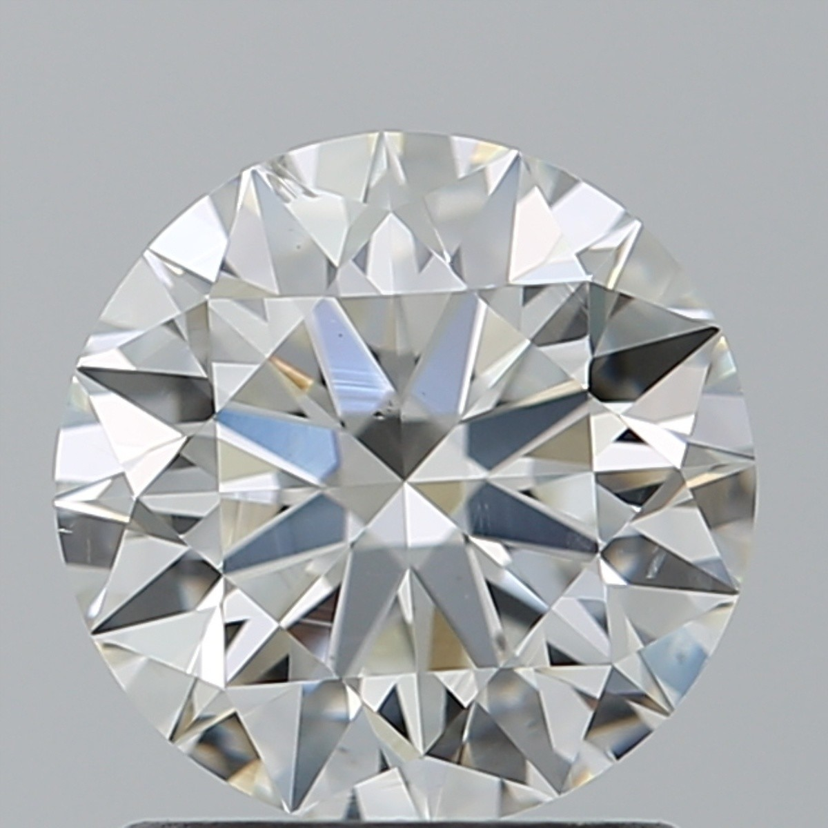 1.32 Carat Round Brilliant Diamond (H/SI1)