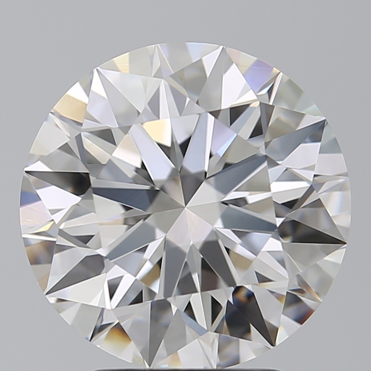 3.36 Carat Round Brilliant Diamond (E/FL)