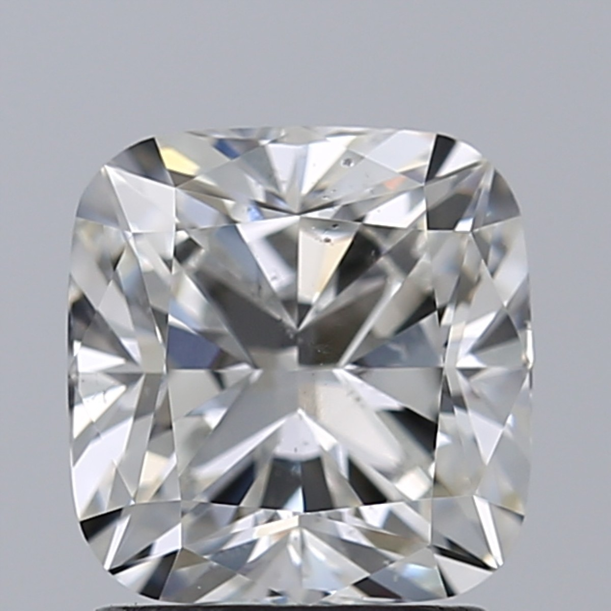 1.51 Carat Cushion Diamond (G/SI1)