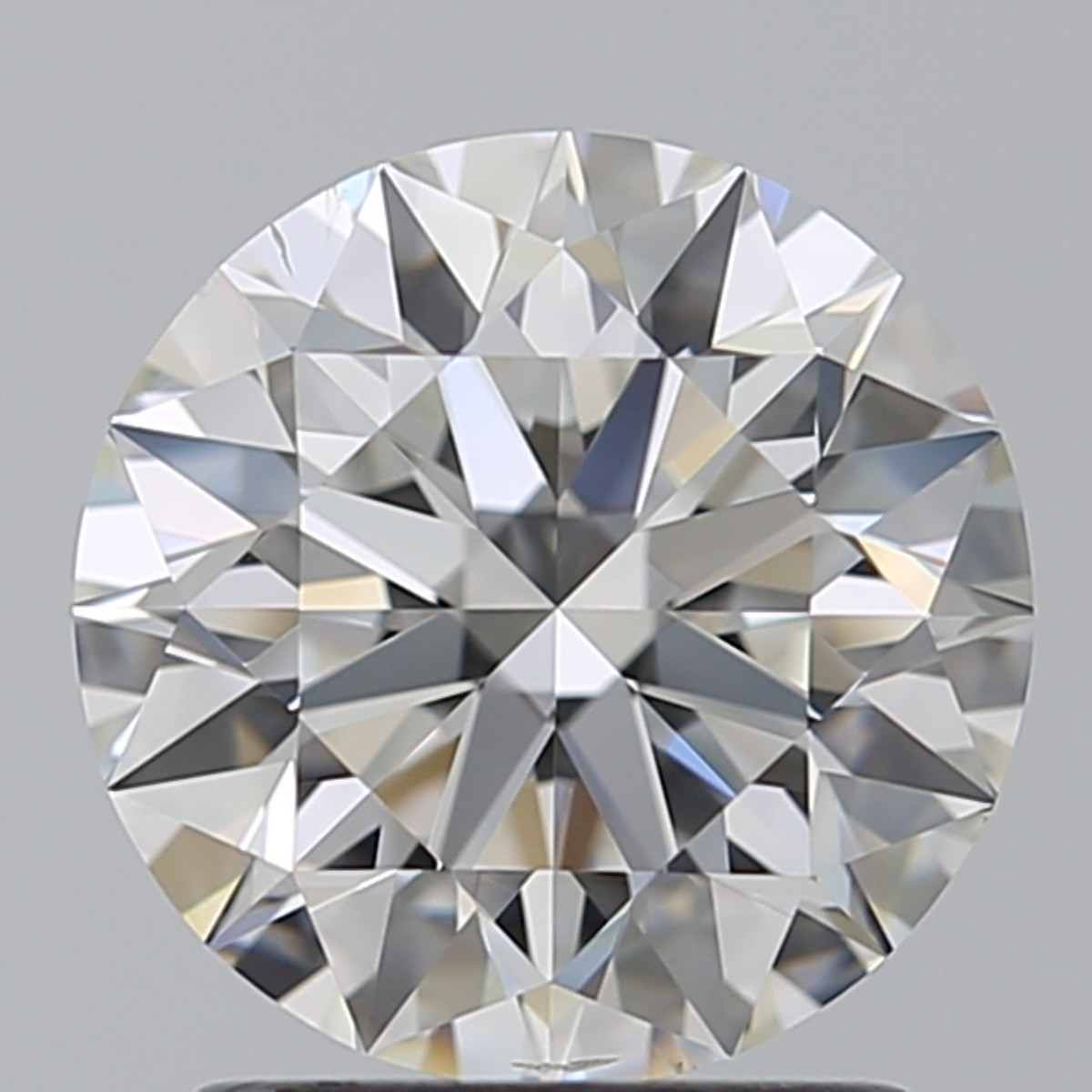 1.70 Carat Round Brilliant Diamond (G/SI1)