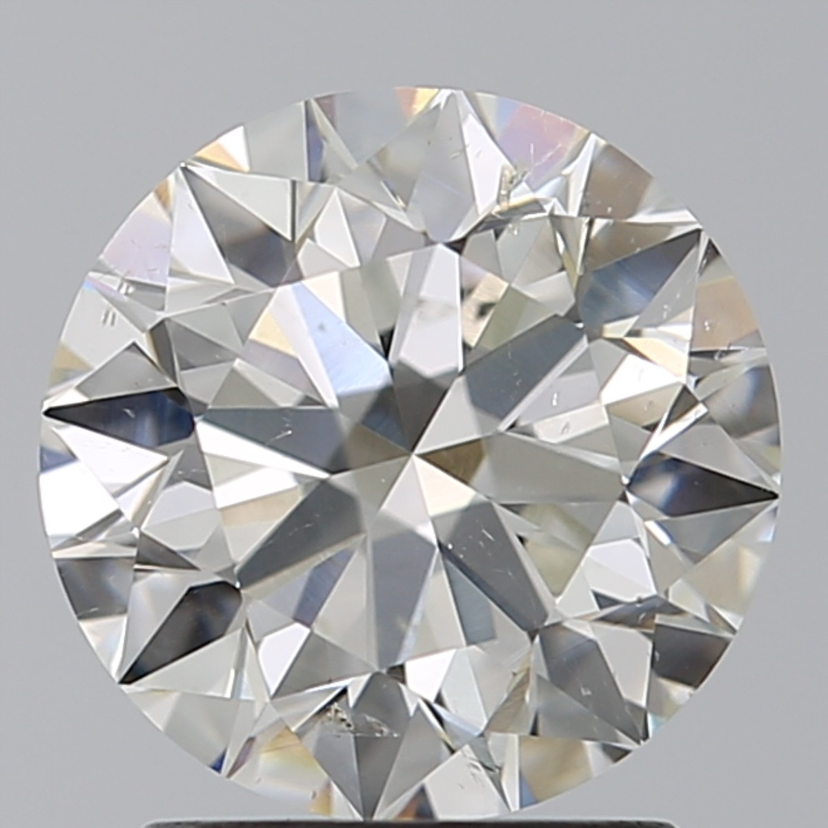 1.70 Carat Round Brilliant Diamond (I/SI1)