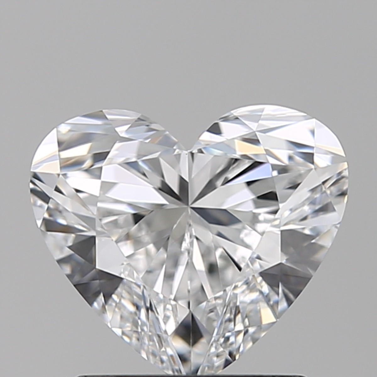1.26 Carat Heart Diamond (D/VVS2)