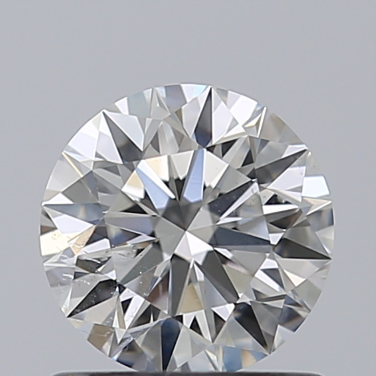 0.82 Carat Round Brilliant Diamond (F/SI1)
