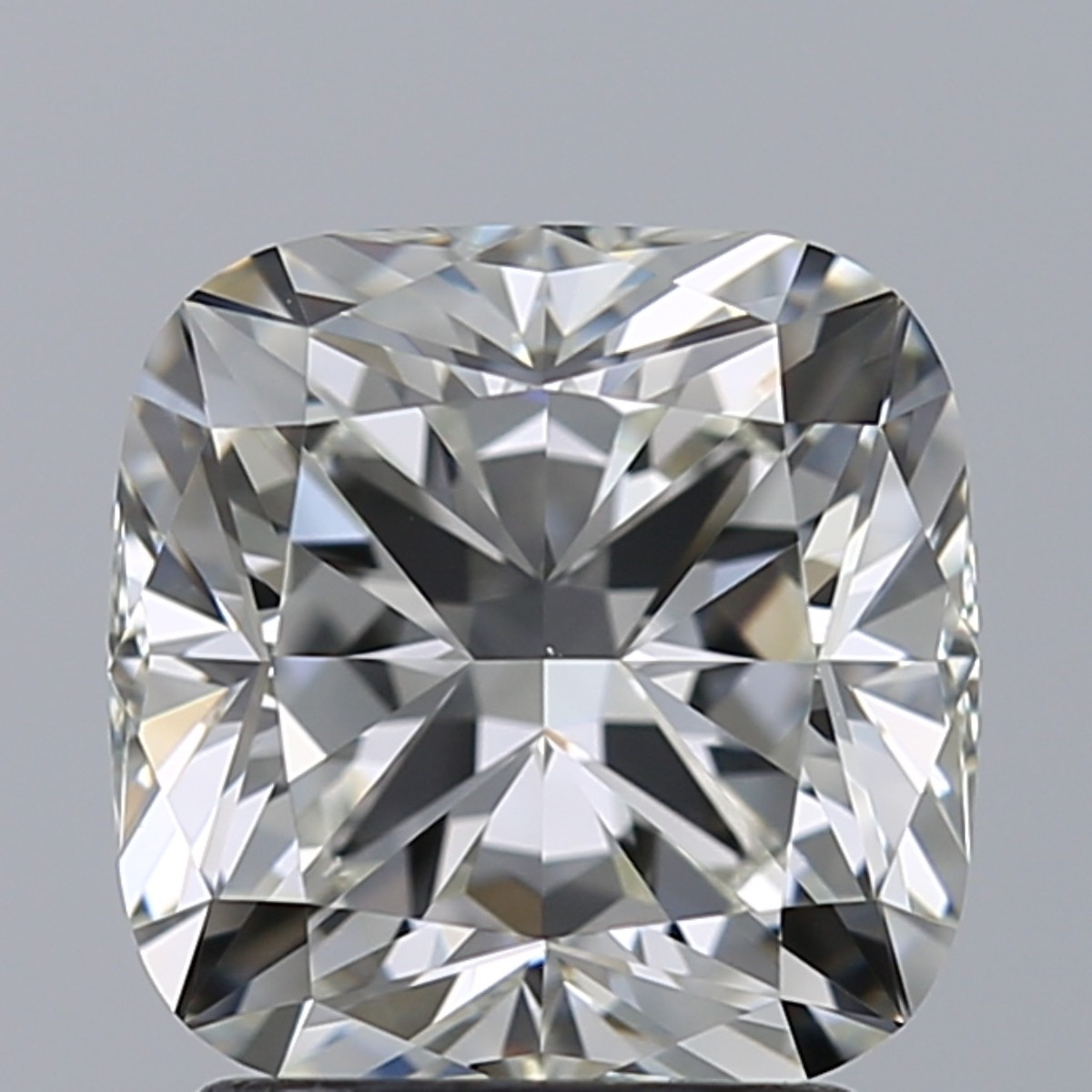 2.01 Carat Cushion Diamond (I/VS1)