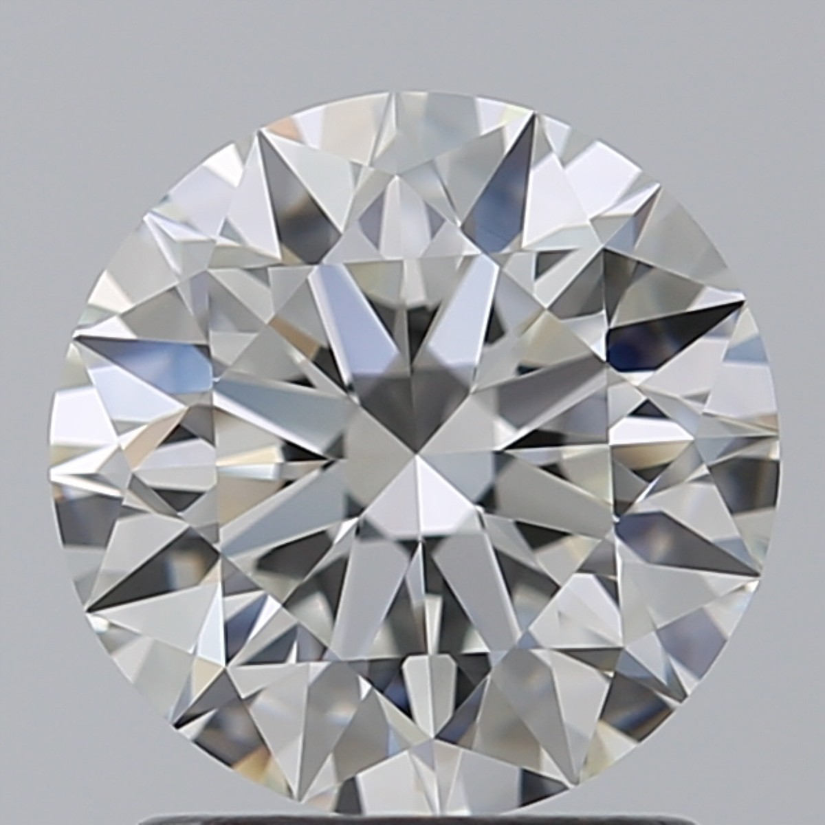 1.55 Carat Round Brilliant Diamond (G/IF)