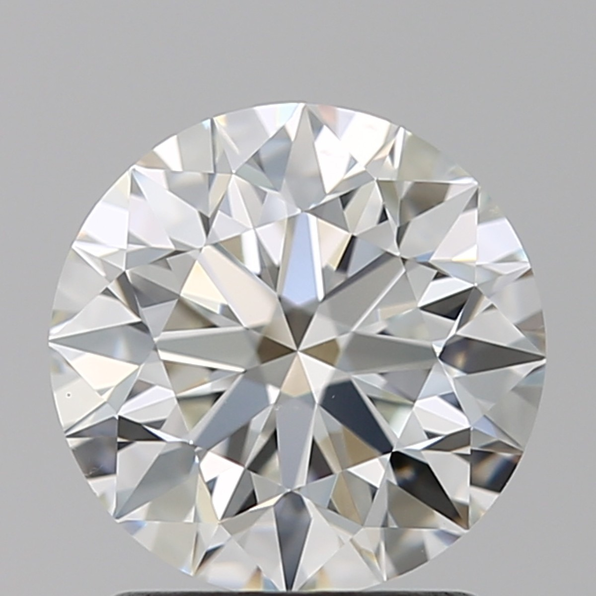1.55 Carat Round Brilliant Diamond (H/VS2)
