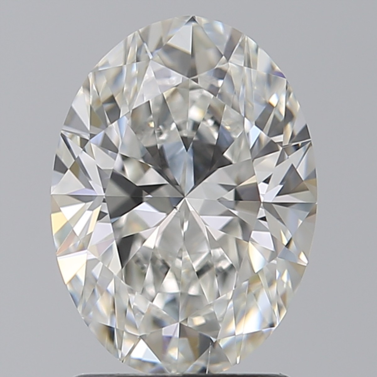 1.71 Carat Oval Diamond (F/VS2)