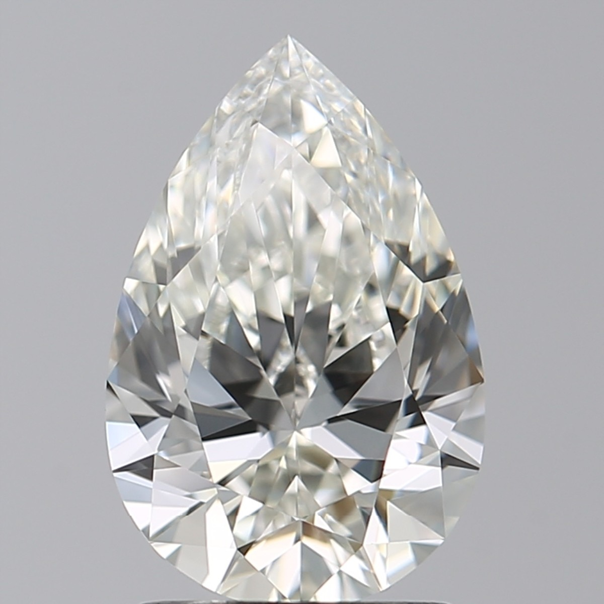 1.66 Carat Pear Diamond (I/IF)