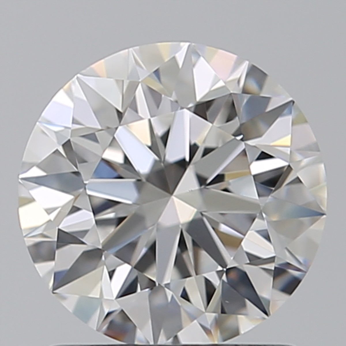 1.20 Carat Round Brilliant Diamond (D/VS1)