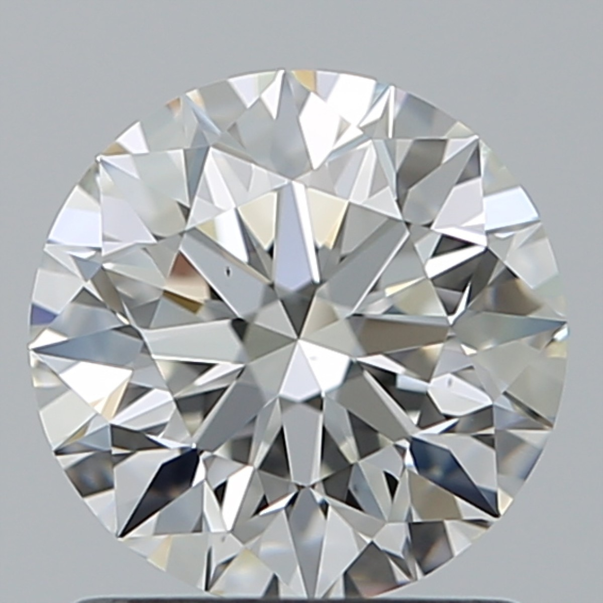1.12 Carat Round Brilliant Diamond (H/VS1)