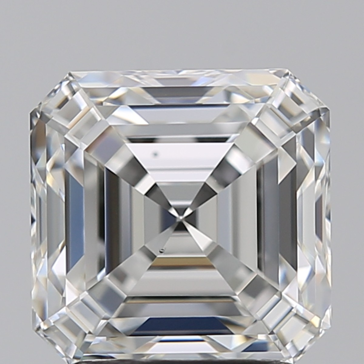 2.54 Carat Asscher Diamond (G/VS1)