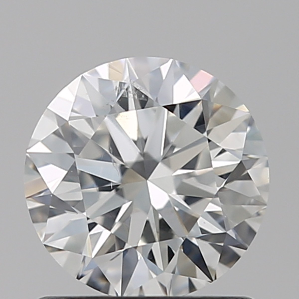 0.90 Carat Round Brilliant Diamond (G/SI1)