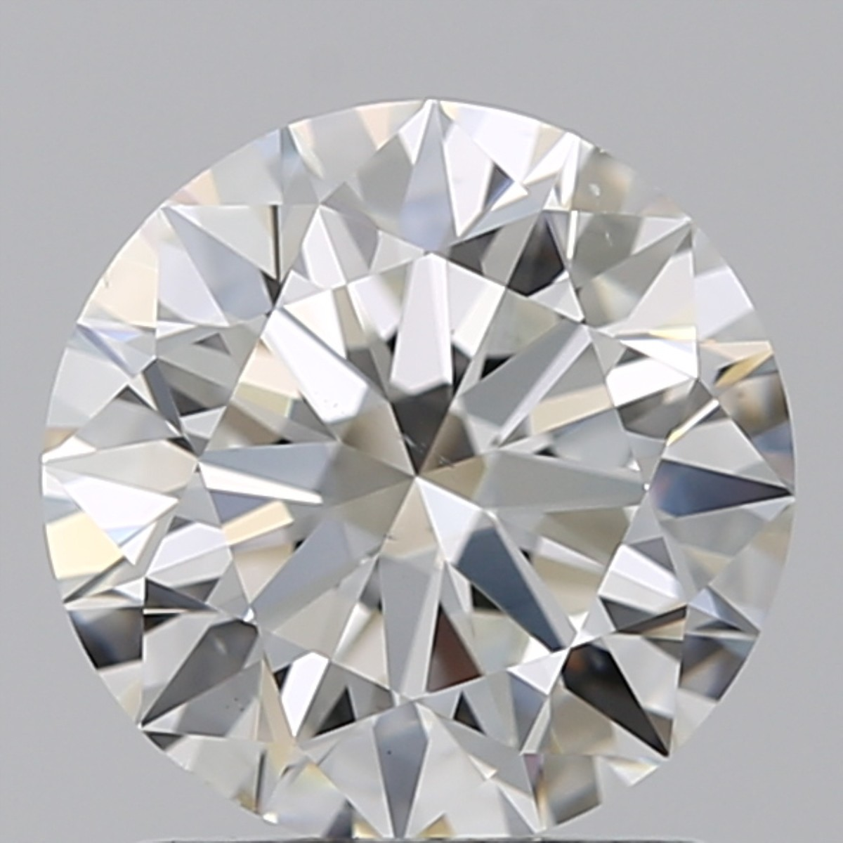 1.30 Carat Round Brilliant Diamond (F/VS2)