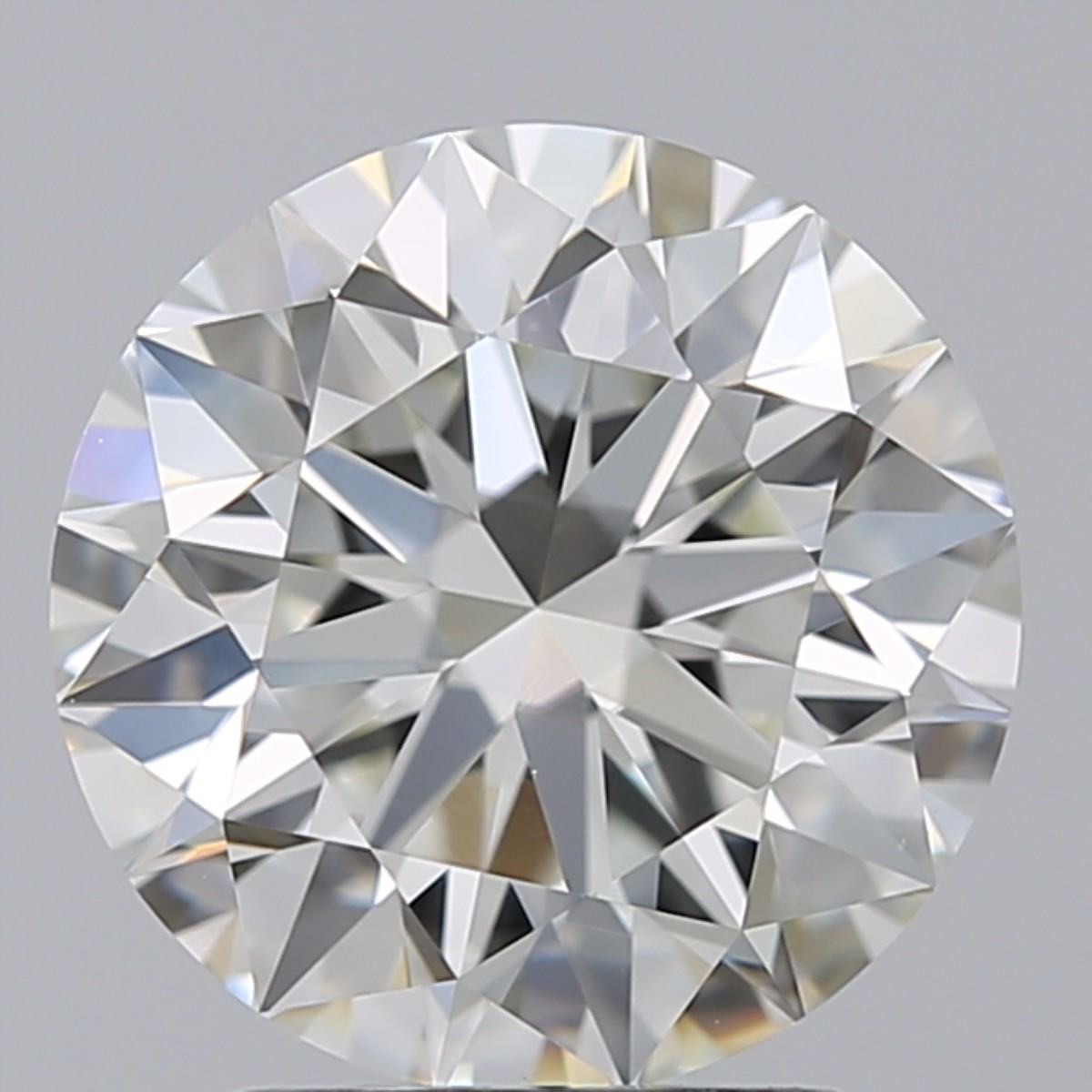 2.30 Carat Round Brilliant Diamond (I/VS1)