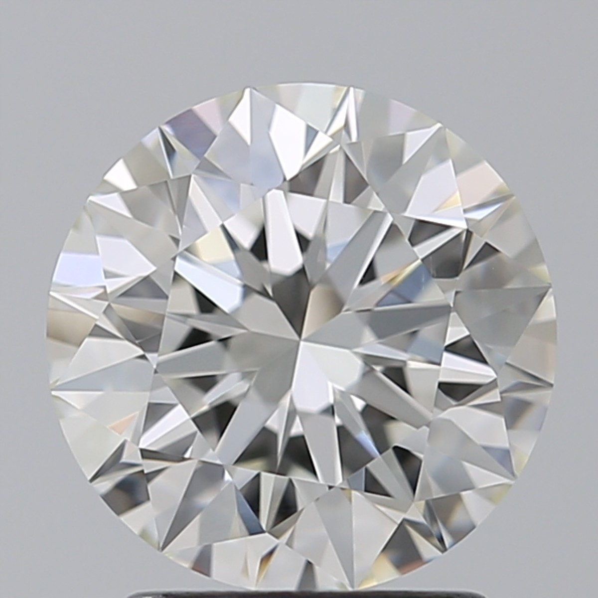 2.03 Carat Round Brilliant Diamond (I/VS1)