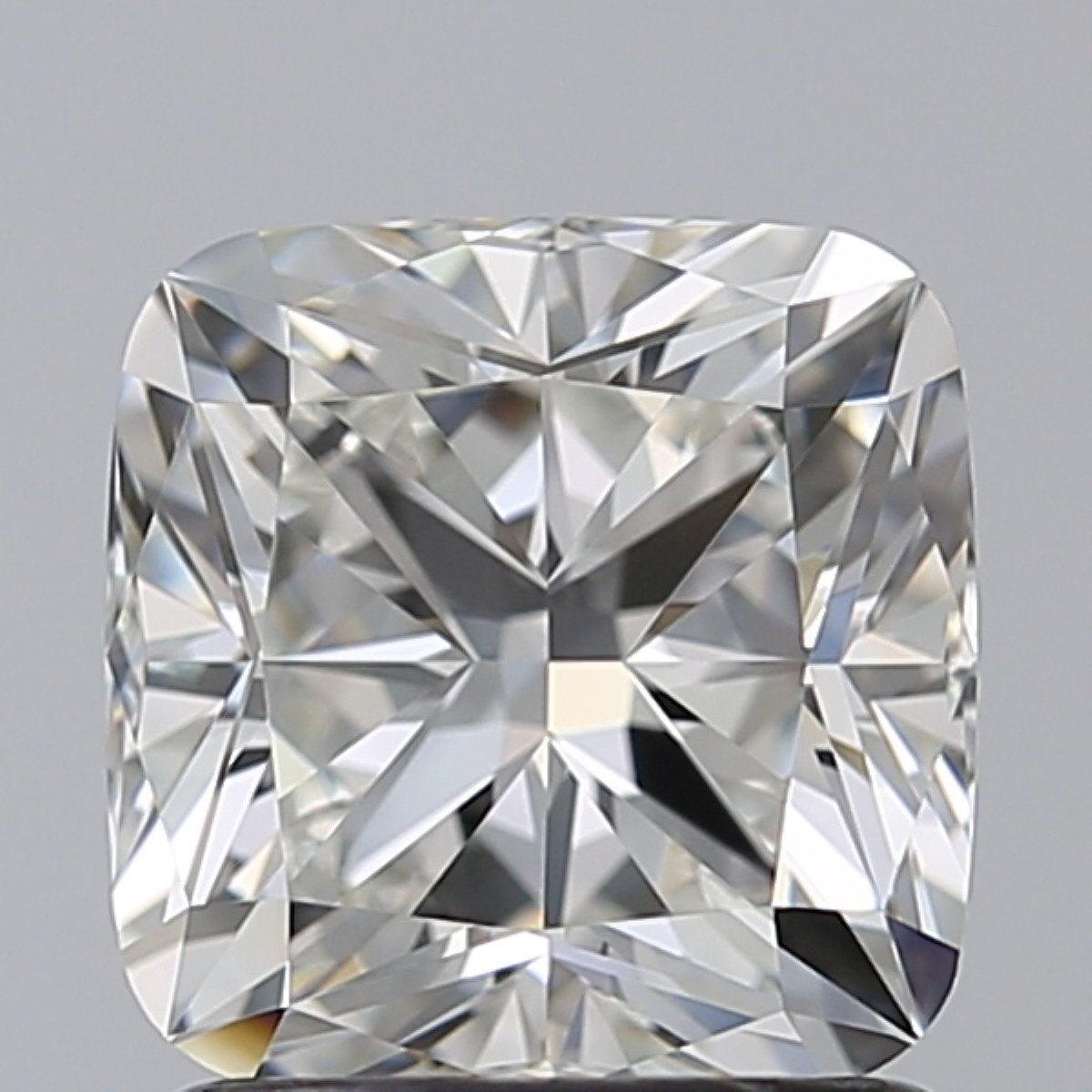 1.53 Carat Cushion Diamond (H/VVS1)
