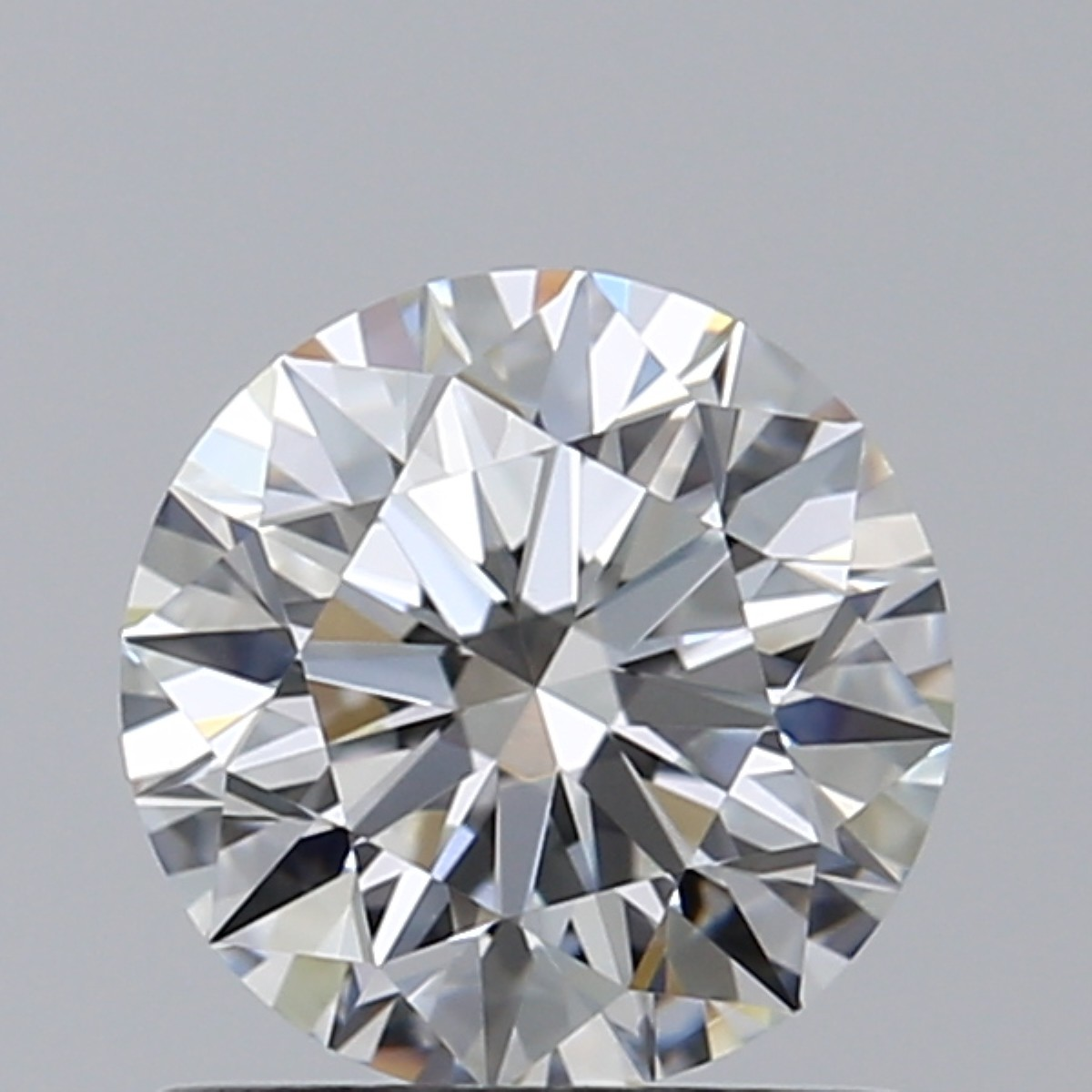 0.85 Carat Round Brilliant Diamond (F/VVS2)