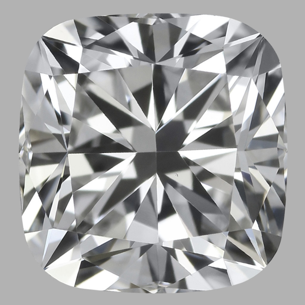 0.81 Carat Cushion Diamond (E/VS1)