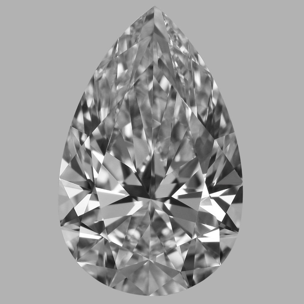 1.22 Carat Pear Diamond (D/IF)