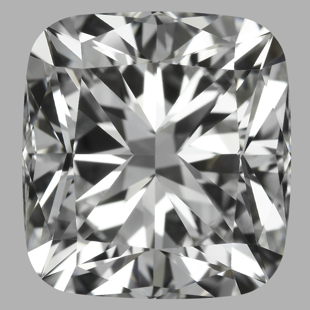 3.01 Carat Cushion Diamond (F/VVS2)
