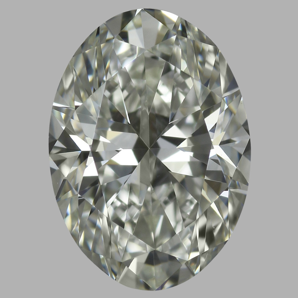 0.75 Carat Oval Diamond (H/VVS2)
