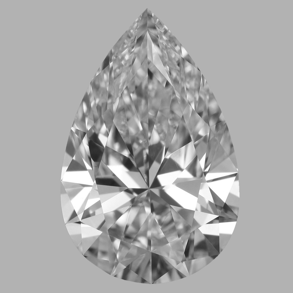 1.51 Carat Pear Diamond (E/IF)