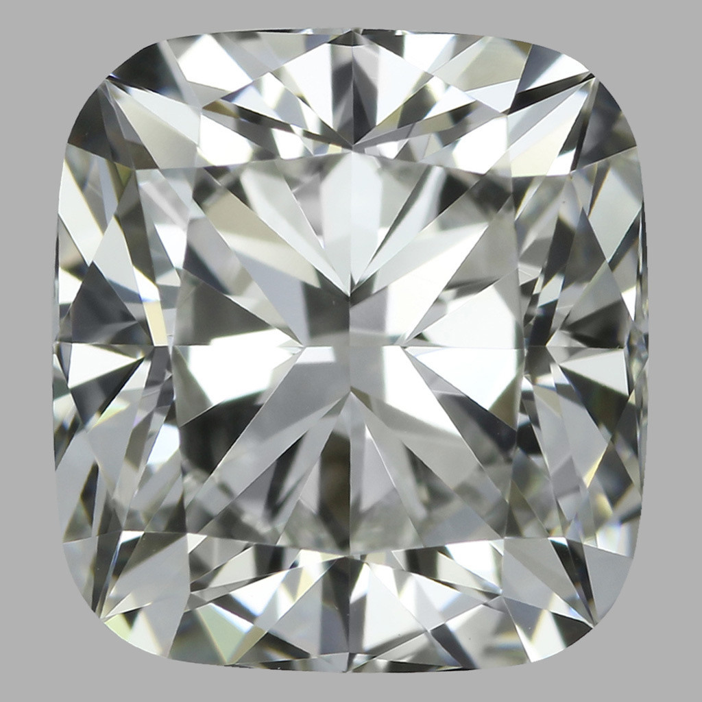 1.50 Carat Cushion Diamond (H/VVS2)
