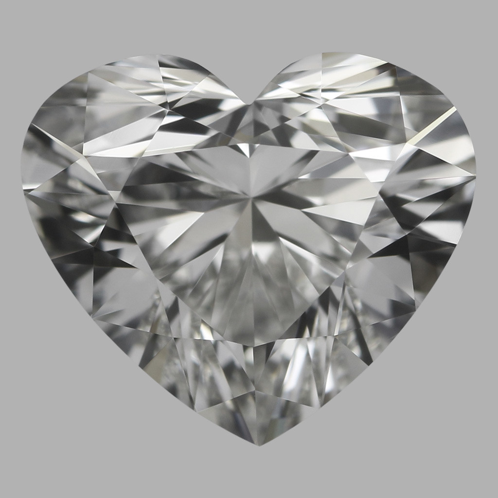 0.80 Carat Heart Diamond (G/VS1)