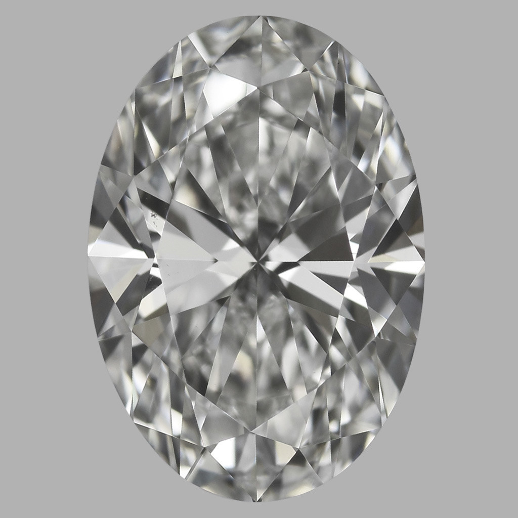 1.01 Carat Oval Diamond (G/VS2)
