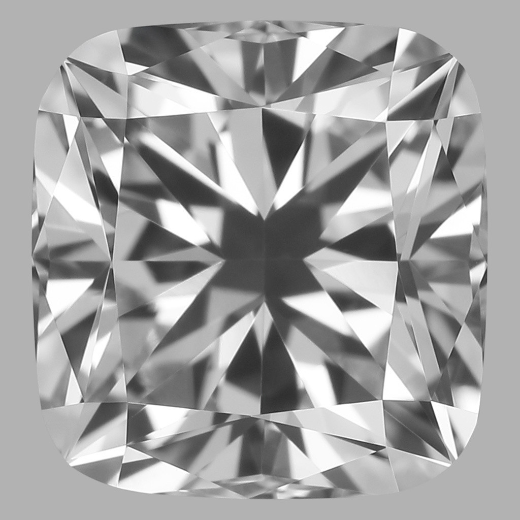 0.75 Carat Cushion Diamond (F/VS1)