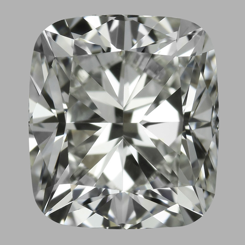1.21 Carat Cushion Diamond (J/VVS2)