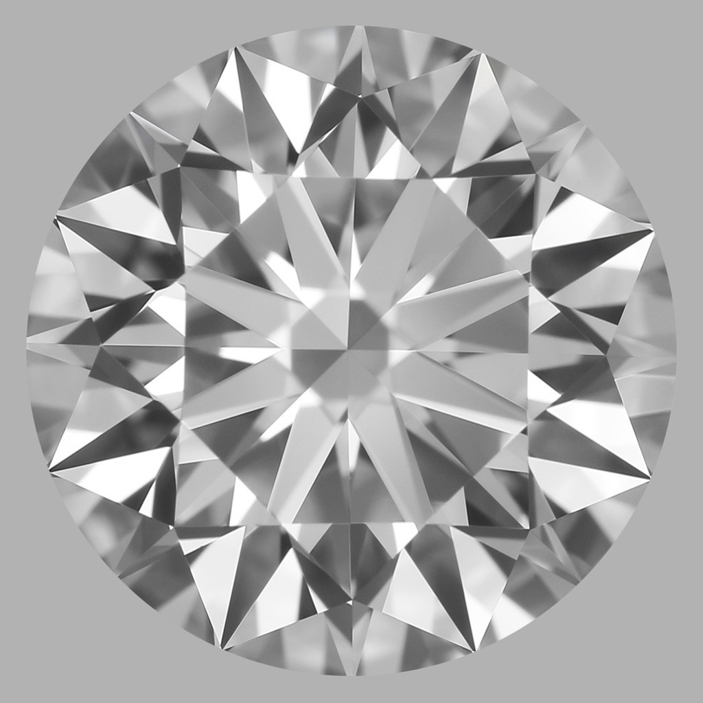 1.65 Carat Round Brilliant Diamond (F/IF)