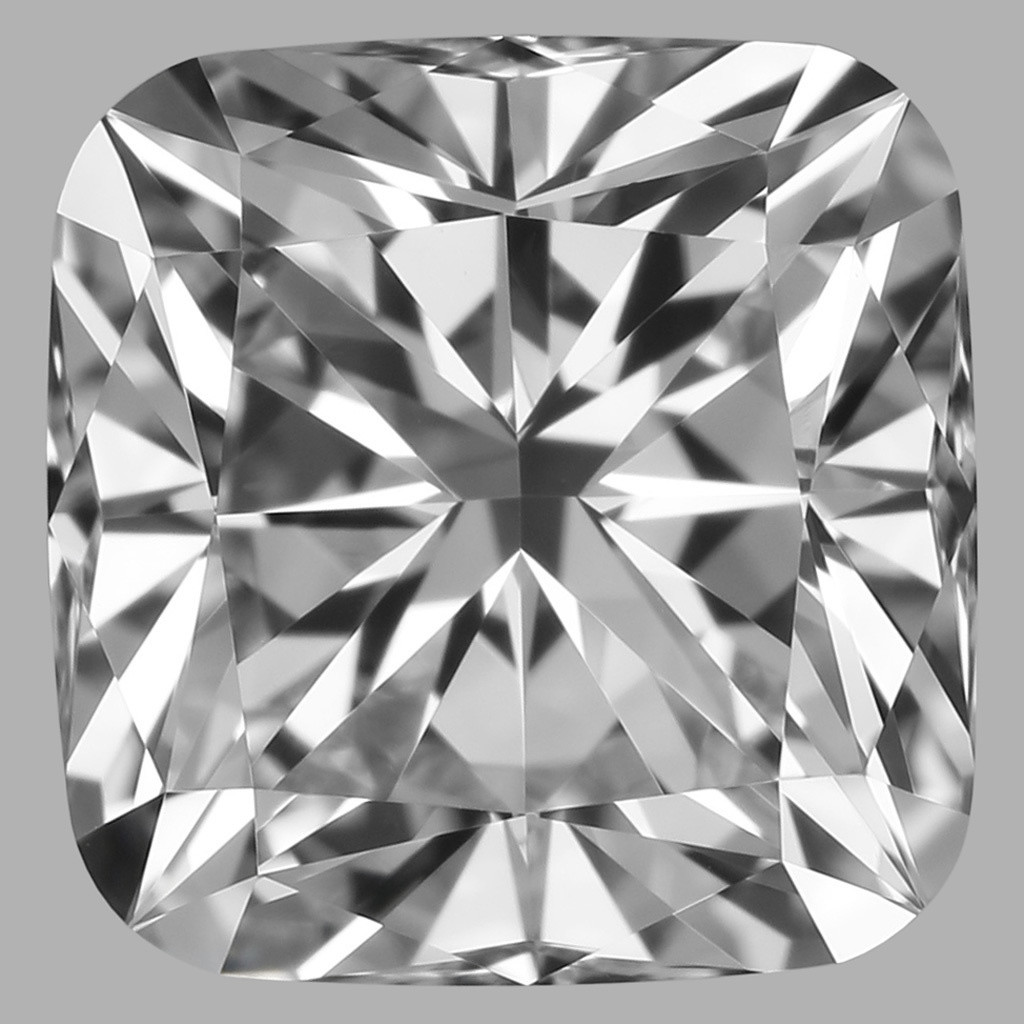 1.01 Carat Cushion Diamond (D/IF)