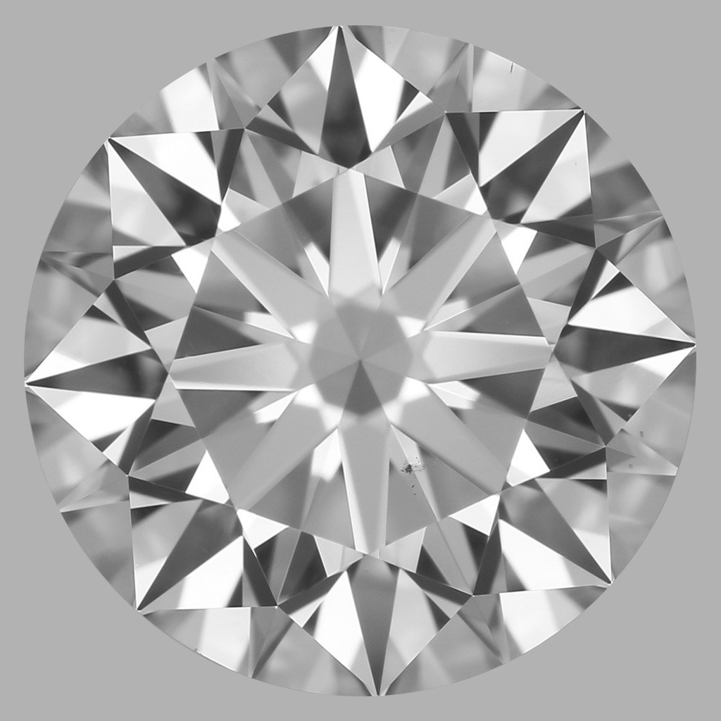 1.55 Carat Round Brilliant Diamond (F/VS1)