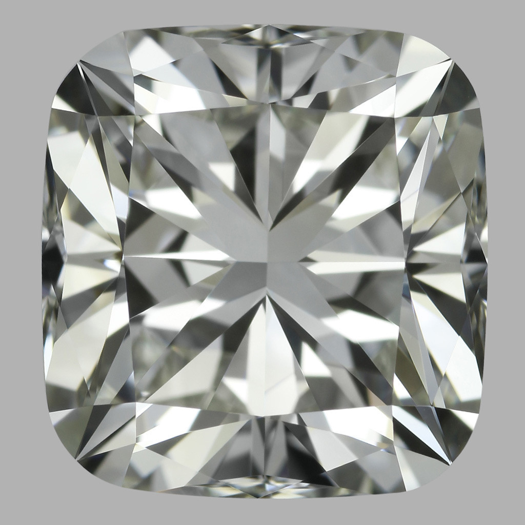 3.20 Carat Cushion Diamond (I/VVS2)