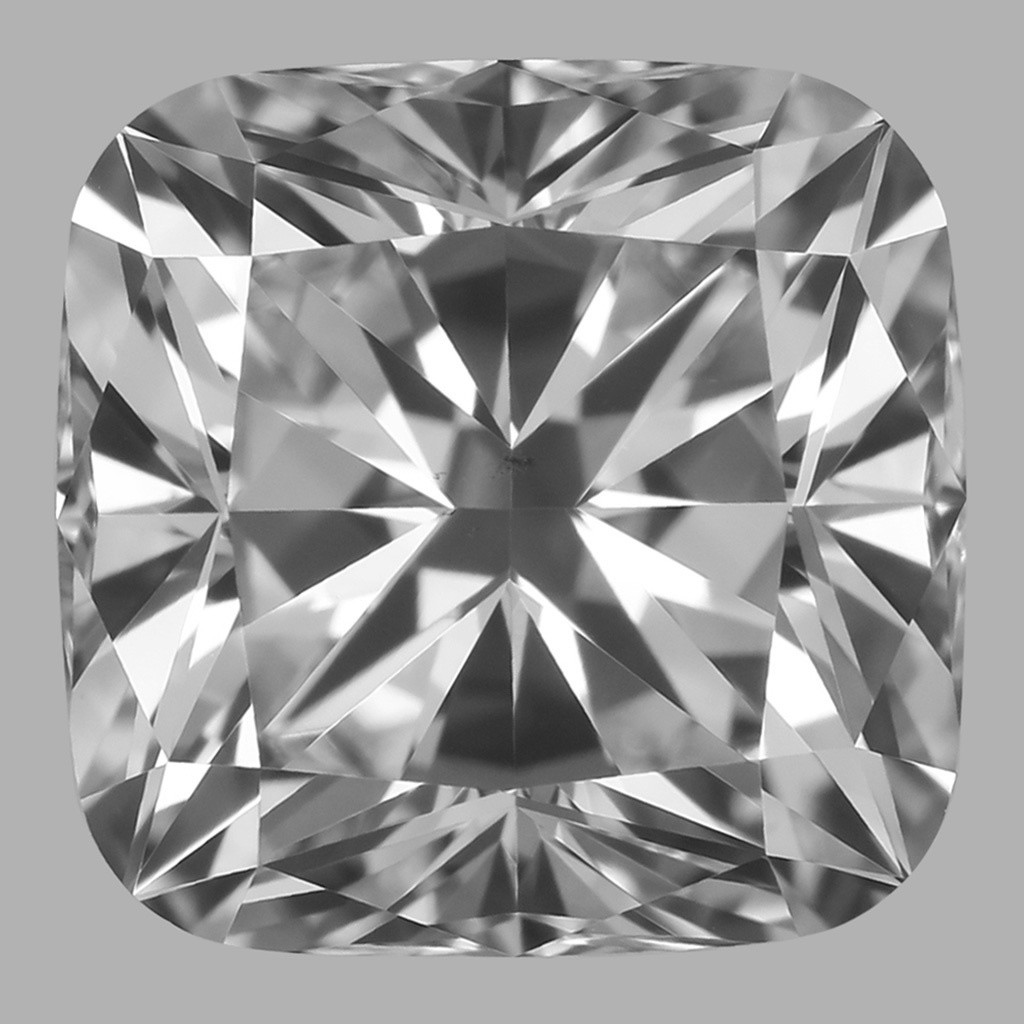 1.21 Carat Cushion Diamond (E/VS2)