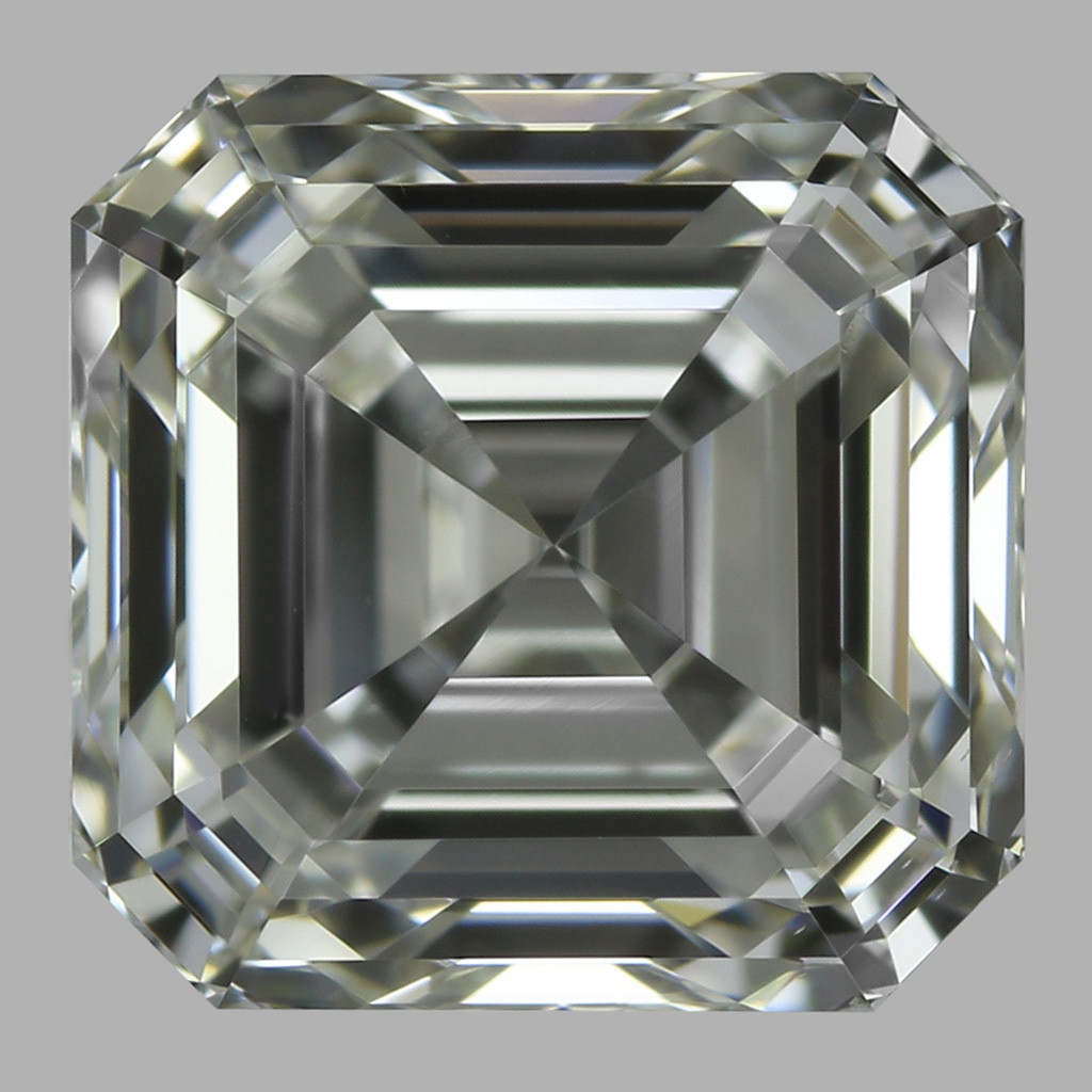 1.02 Carat Asscher Diamond (I/VS1)