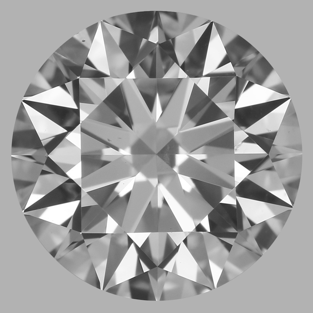 1.10 Carat Round Brilliant Diamond (F/VS2)