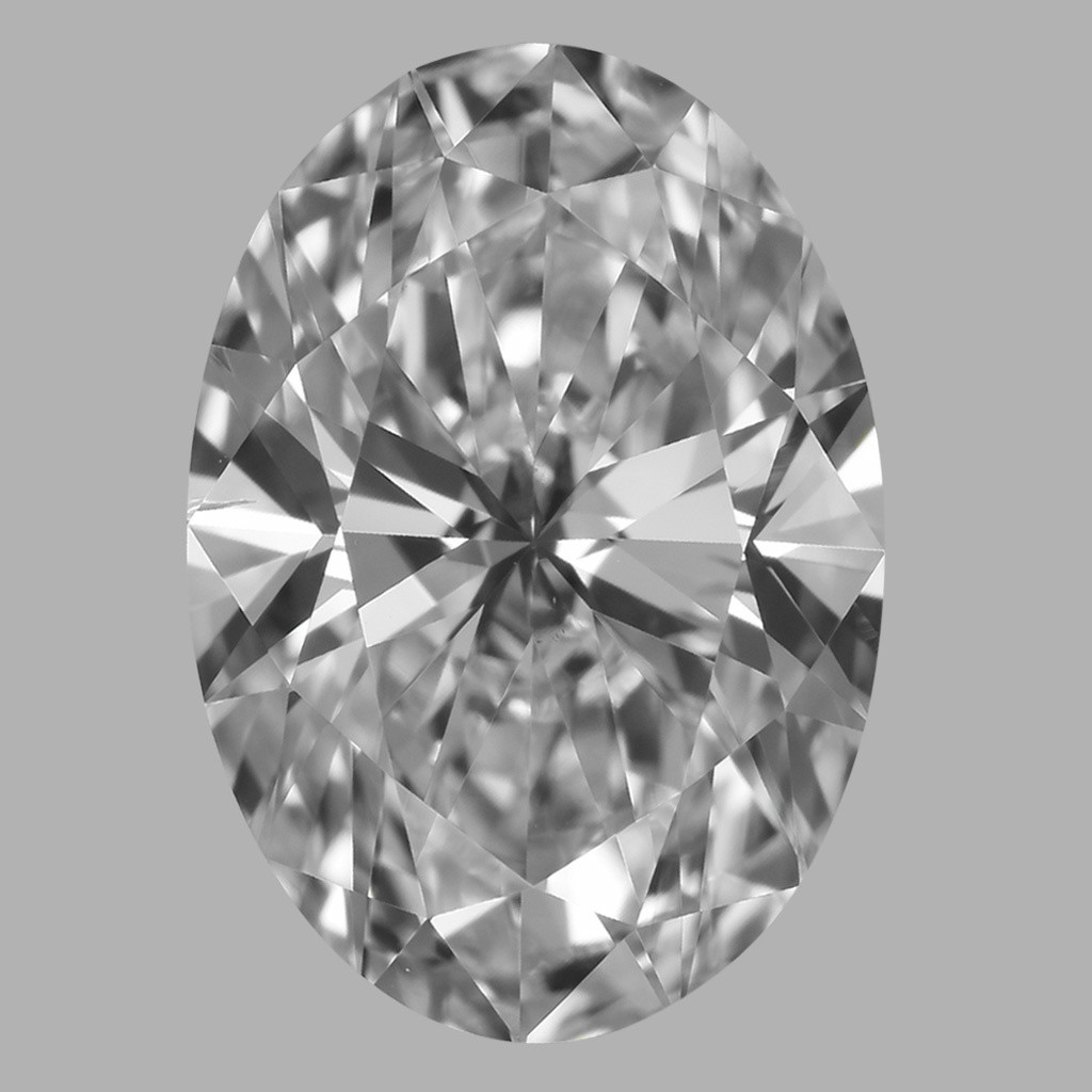 1.51 Carat Oval Diamond (F/SI1)