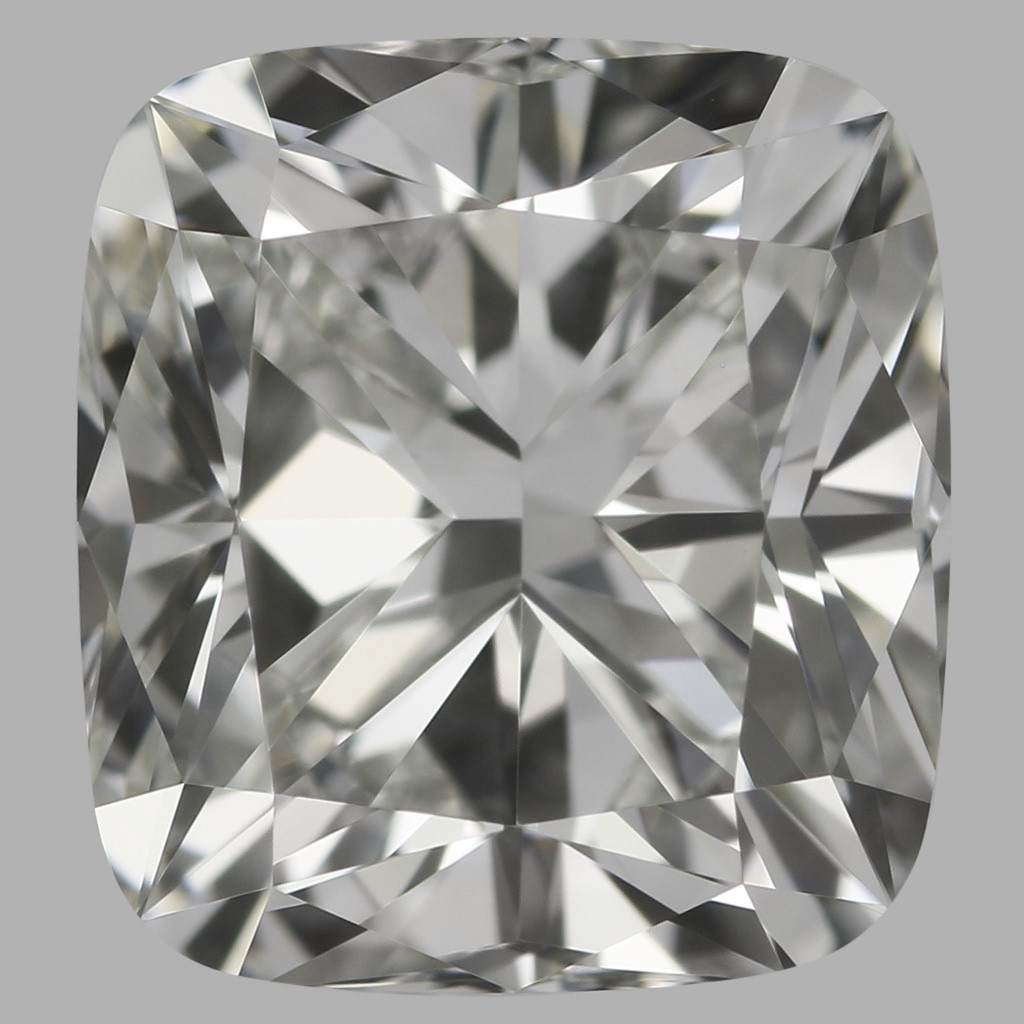 0.81 Carat Cushion Diamond (I/IF)