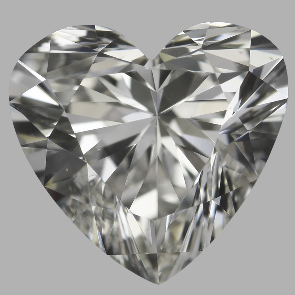 1.01 Carat Heart Diamond (J/VS2)
