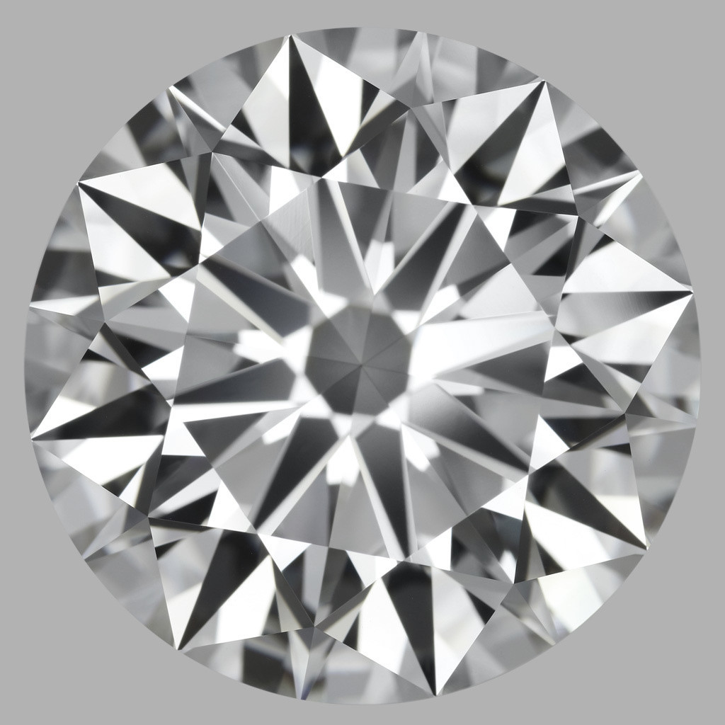 25.15 Carat Round Brilliant Diamond (D/FL)
