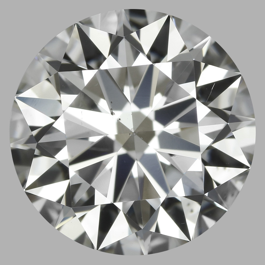 2.02 Carat Round Brilliant Diamond (H/SI1)