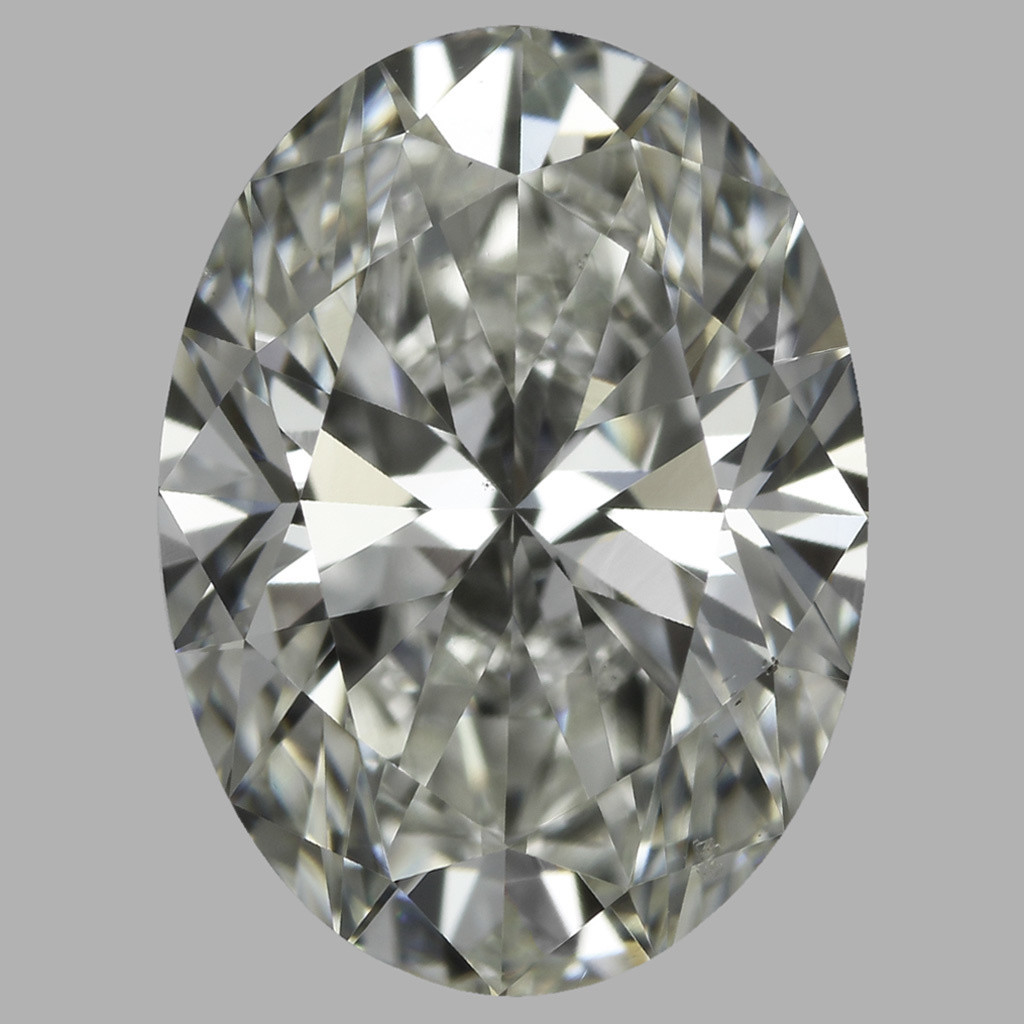 1.59 Carat Oval Diamond (J/VS2)