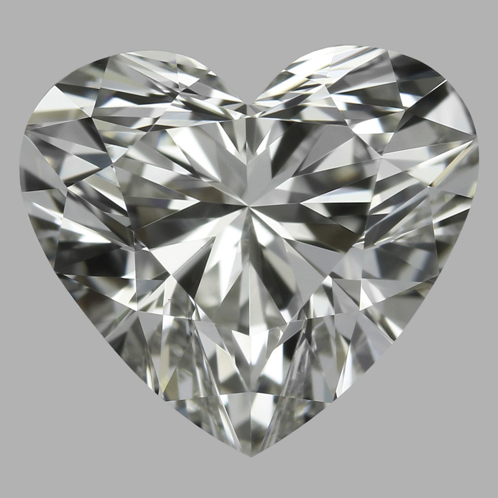 0.82 Carat Heart Diamond (I/VS1)