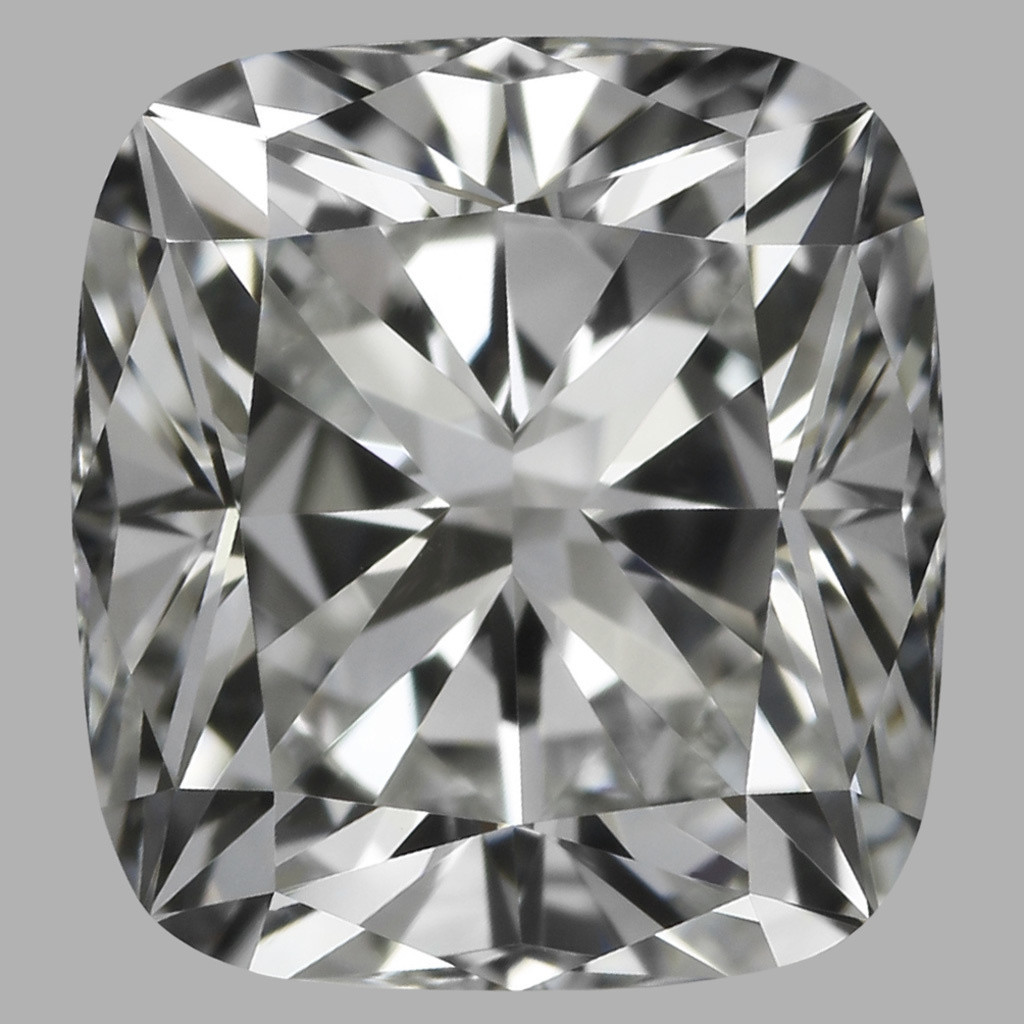 1.03 Carat Cushion Diamond (H/IF)