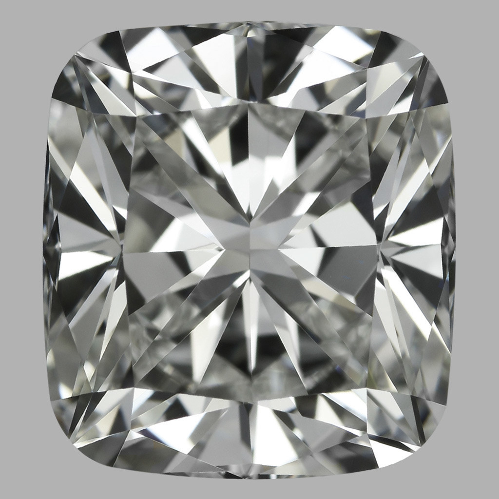 3.01 Carat Cushion Diamond (I/VVS2)